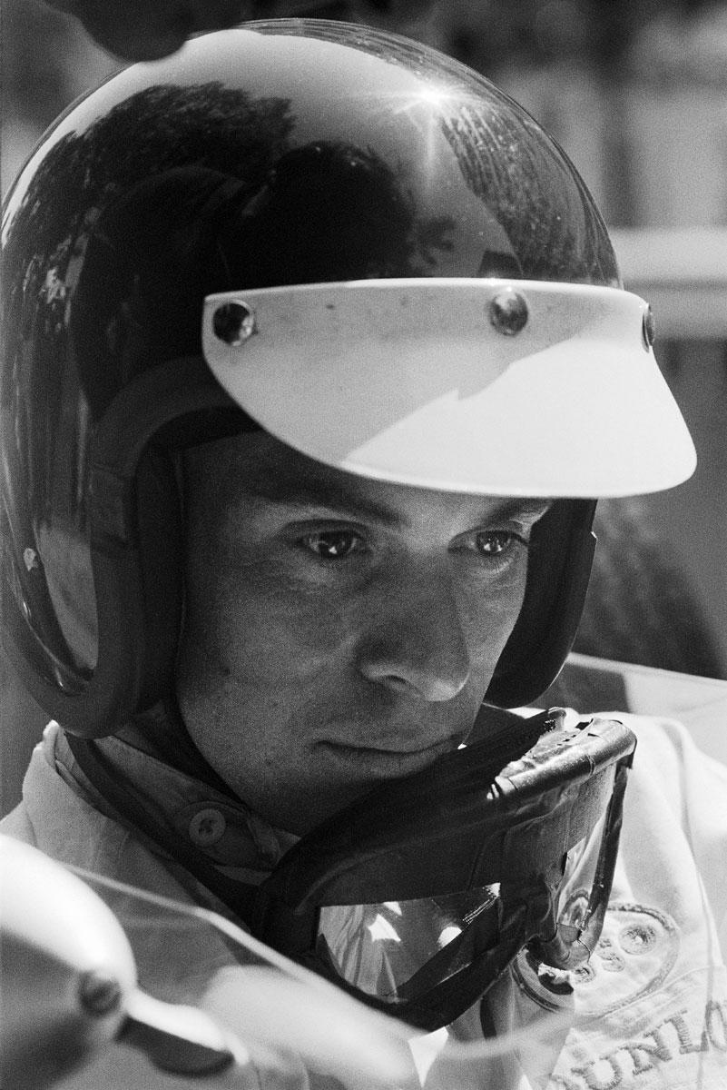 Jim Clark. Monte Carlo, 1963.Foto: Rainer W. Schlegelmilch / Getty Images
