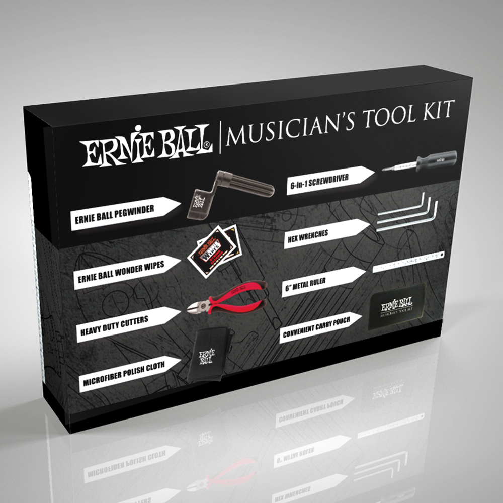 Ernie Ball Musician's Toolkit