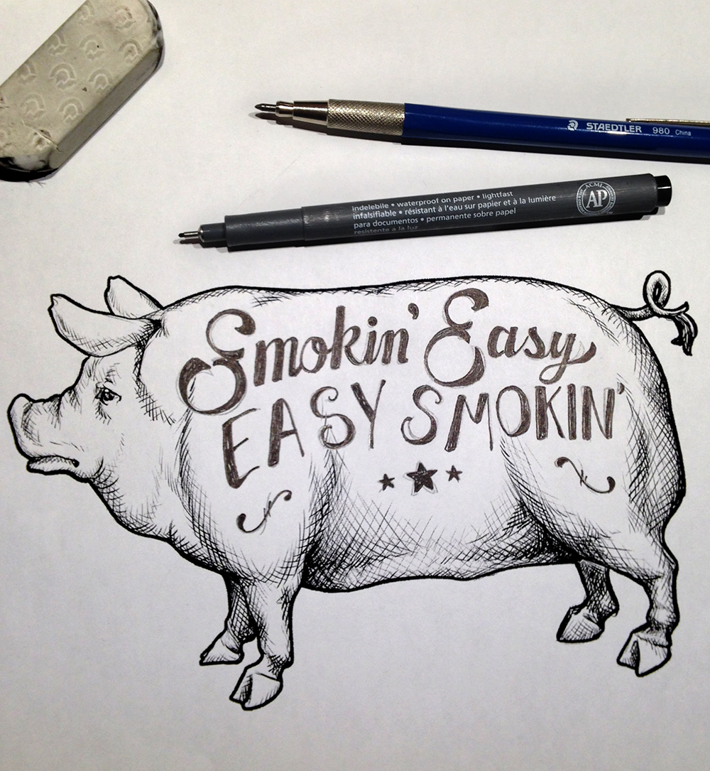 Smokin Easy Piggy