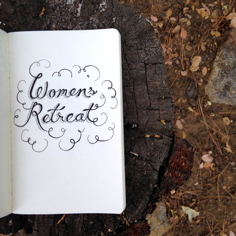 Women's Retreat 2014