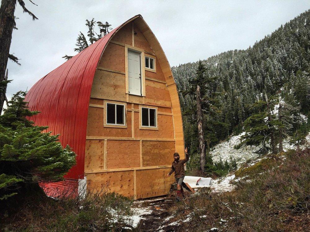 BCMC, Watersprite Lake Hut/Trail