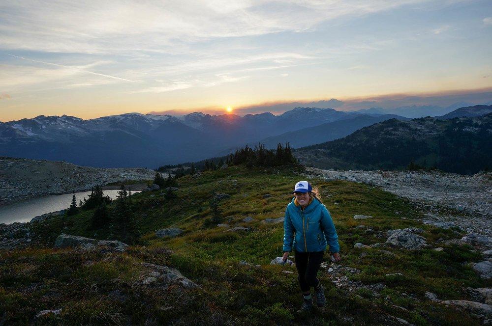 sproatt_alpine_trail_sunset_candice_walking.jpg