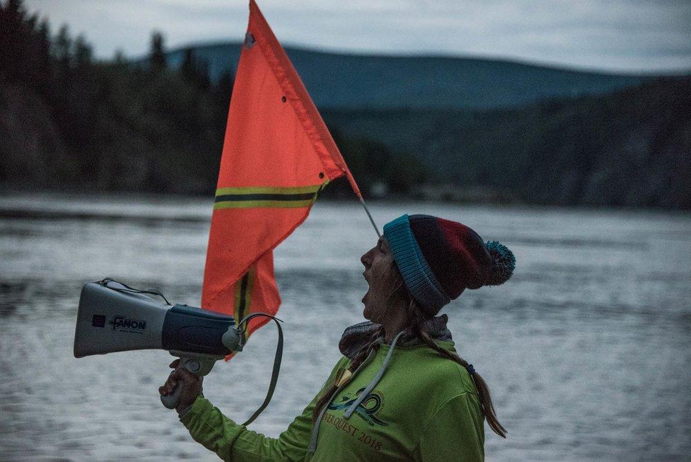 Yukon River Quest - Dawson