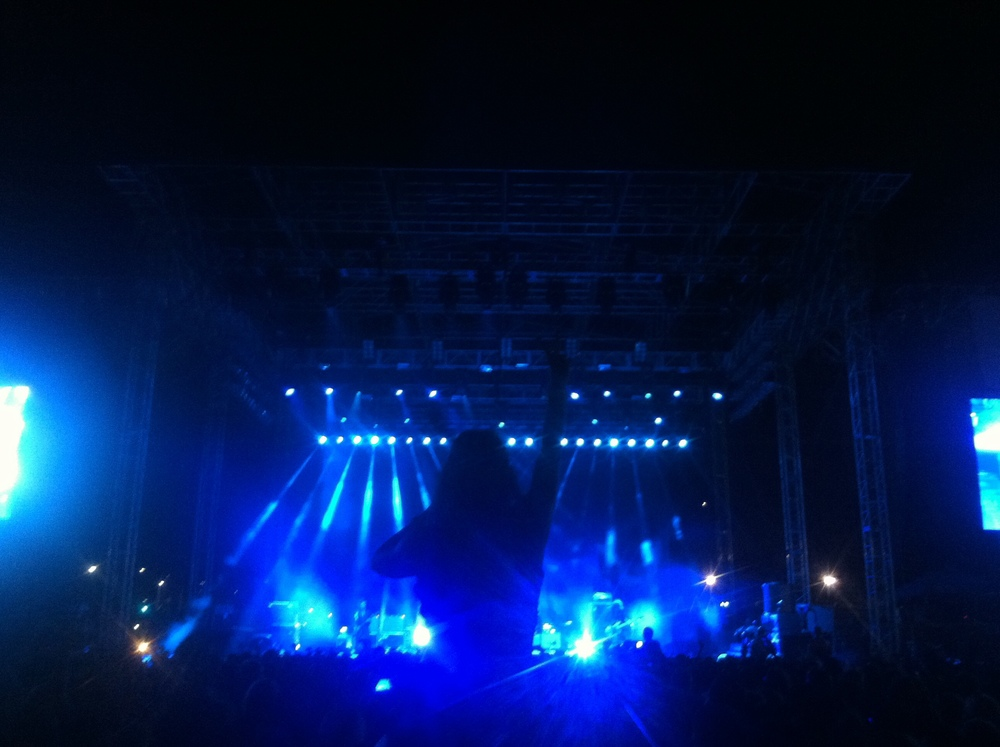 Interpol (Taken w/iPhone)
