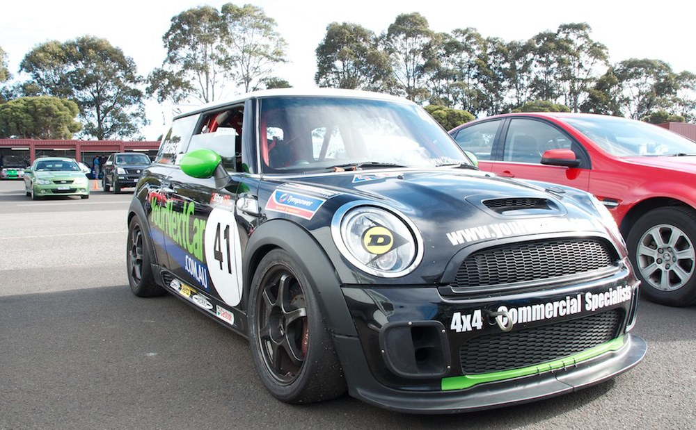 Mini - YourNextCar.com.au Sandown Pits