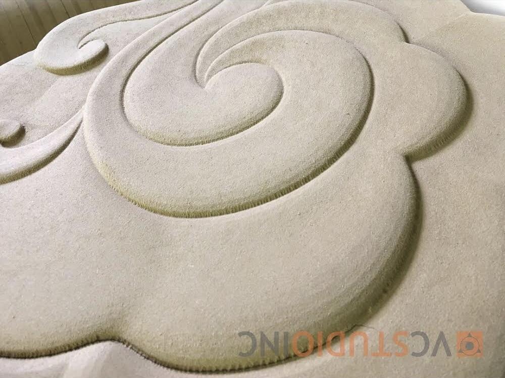 CNC 3D carving