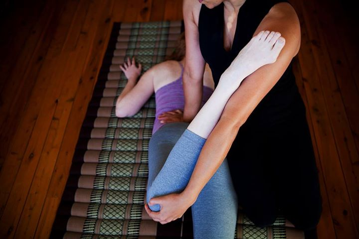 thai yoga massage canberra