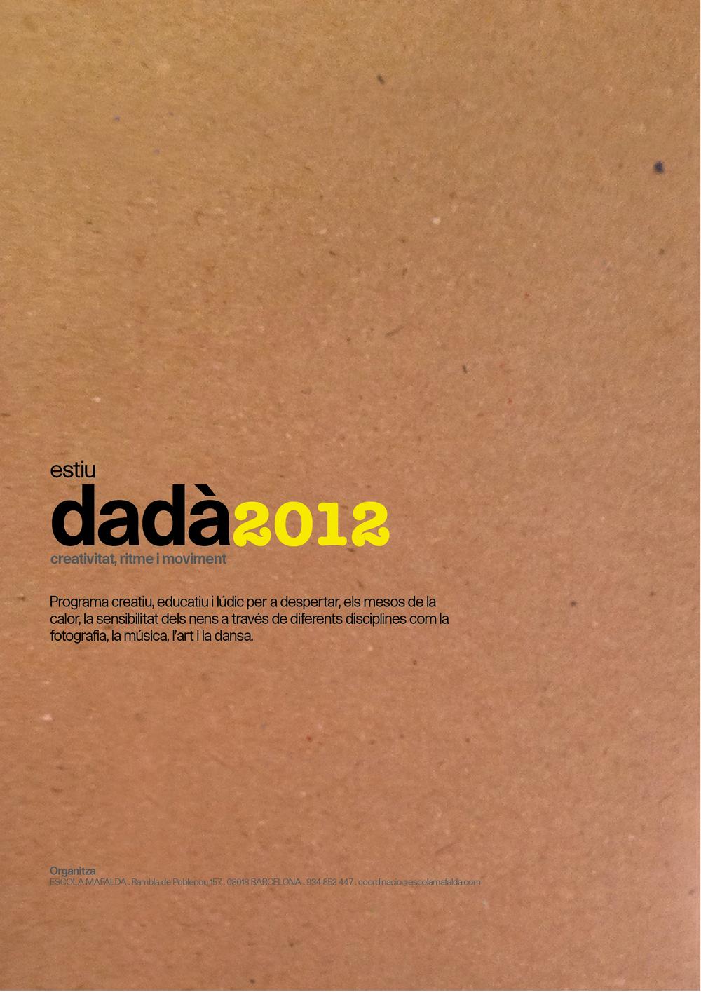 Casal d'estiu 2012  [PDF]