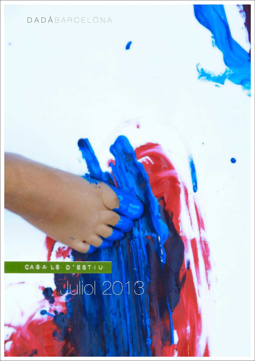 Tallers   d'estiu 2013  [PDF]