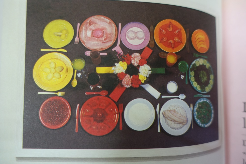 Chromatic Diet, Sophie Calle, 1998