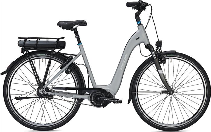 Falter 8.2 E-Bike mit Shimano STEPS Antrieb Mittelmotorkonzept, hohe Reichweite und integrierte Shimano 8-Gang Nabenschaltung (die elektronische Schaltung ermöglicht Schaltvorgang bei kurzzeitiger Motorunterbrechung, was die Nabenschaltung schont) bei uns : 2799,-€ statt 2999,-€ auch als Rücktrittversion möglich