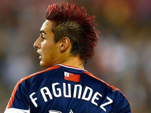 Diego Fagundez is the latest MLS academy product to make an impact.