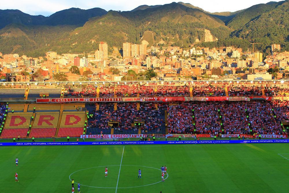 That Bogotá's Backdrop