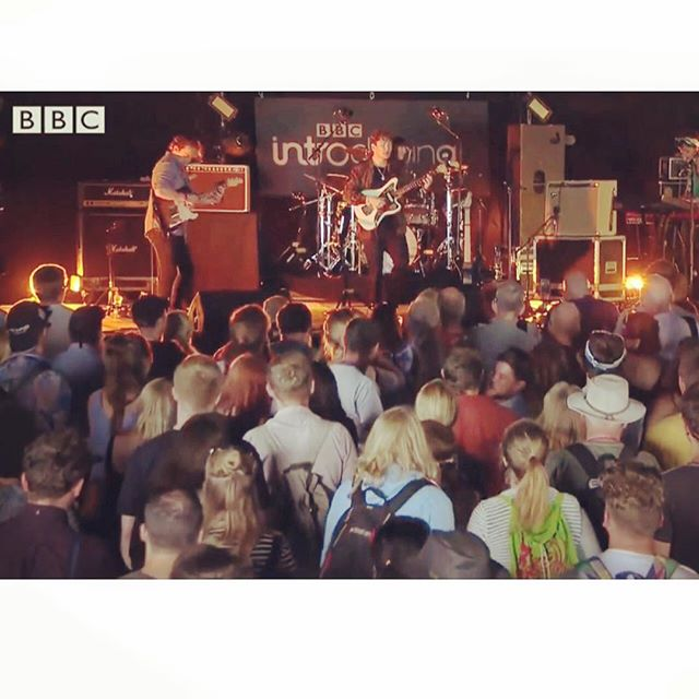 Happy 10th birthday to @bbcintroducing! Thanks for your support over the years @bbcintrodevon @glastofest #BBCIntro10 🎂