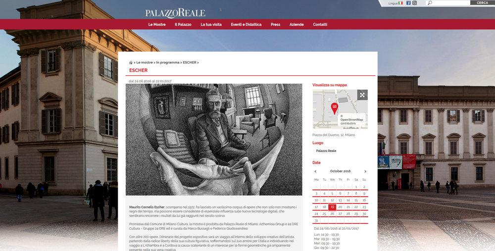 Maurits Cornelis Escher, scomparso nel 1972, ha lasciato un vastissimo corpus di opere che non solo non mostrano i segni del tempo, ma possono essere considerate di essenziale influenza sulle nuove tecnologie digitali, che sembrano rincorrere i risultati da lui già raggiunti nel secolo scorso. link>>