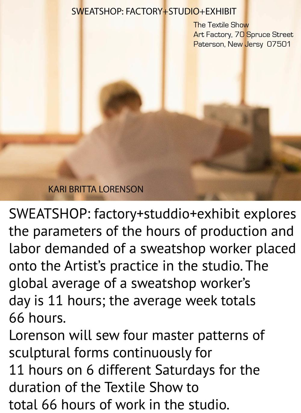 sweatI
