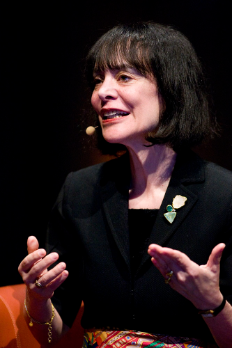 Growth mindset pioneer Professor Carol Dweck. [Photo provided.]