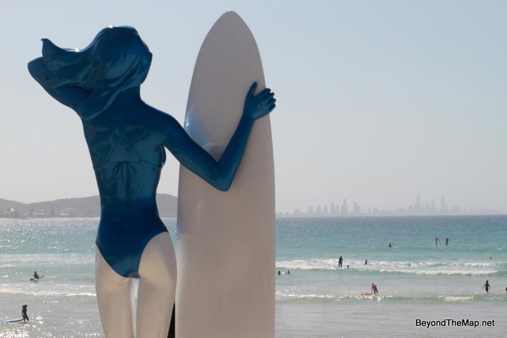 The Gold Coast...