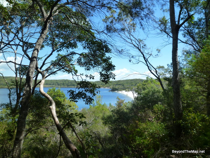 Lake McKenzie Preview: We get to descend down into that?!