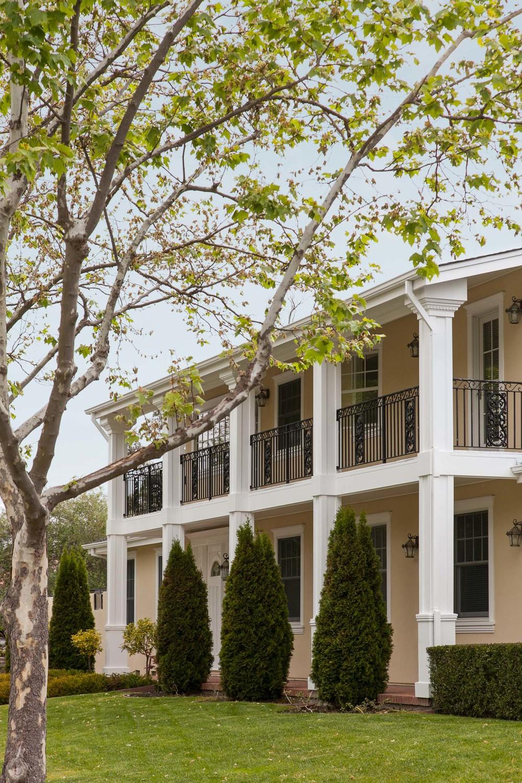 Classic Style Home Facade