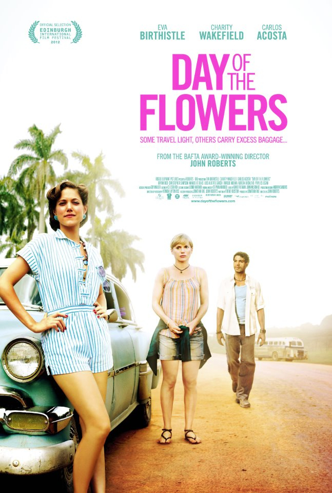 Day Of The Flowers Film Poster