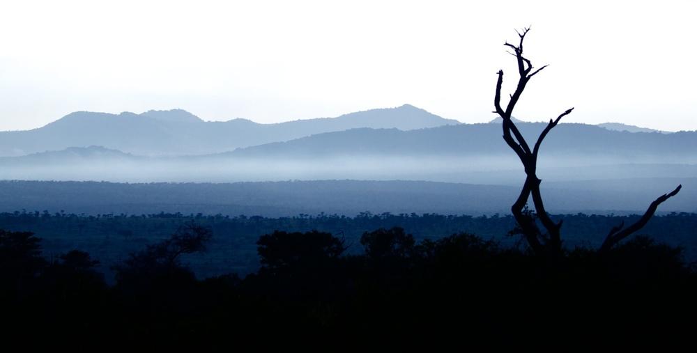 Landscape - Laikipia, Mt. Kenya