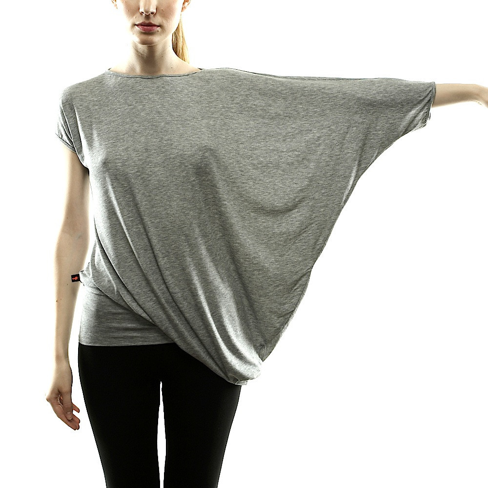Asymmetric Top in grey - no.