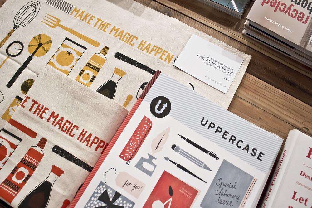 Shoptour: Material • baraperglova.com
