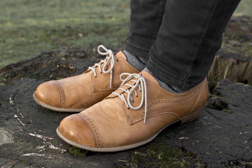 How I became shoe ambassador. • baraperglova.com