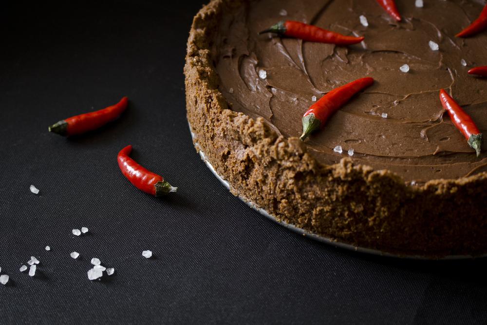 Chocolate chili cake with seasalt | SOFFA magazine