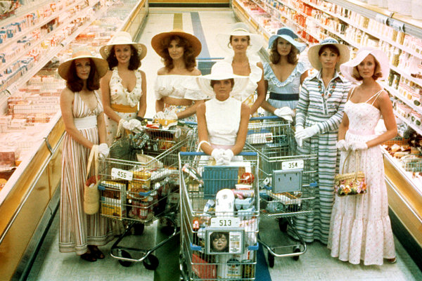 Friends don't let friends be Stepford wives.