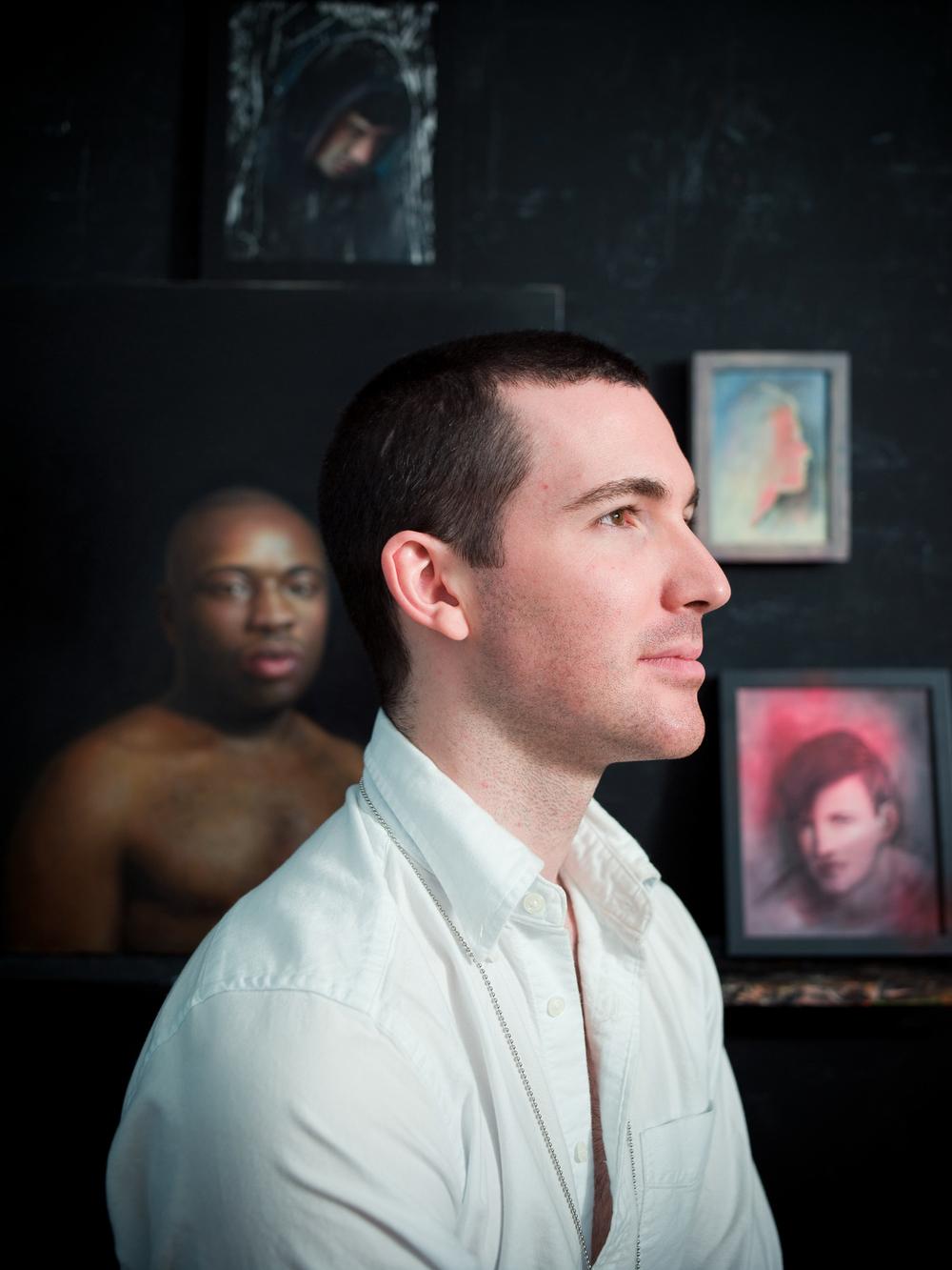 TM Davy, artist