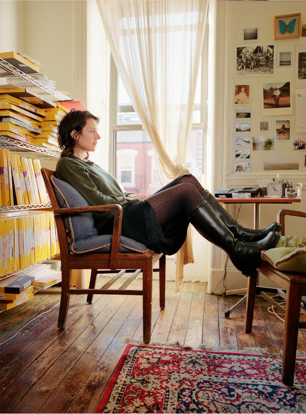 Justine Kurland, artist