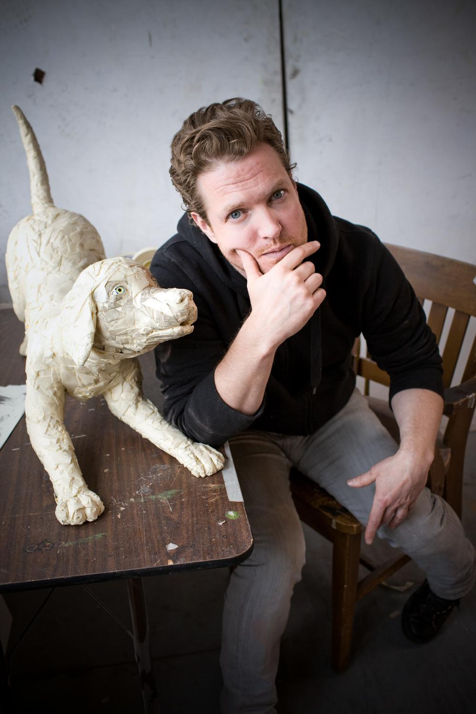 Rune Olsen, artist