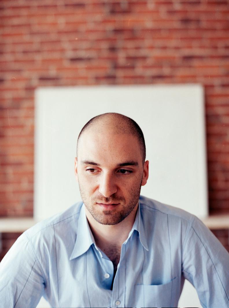 Ernesto Caivano, artist