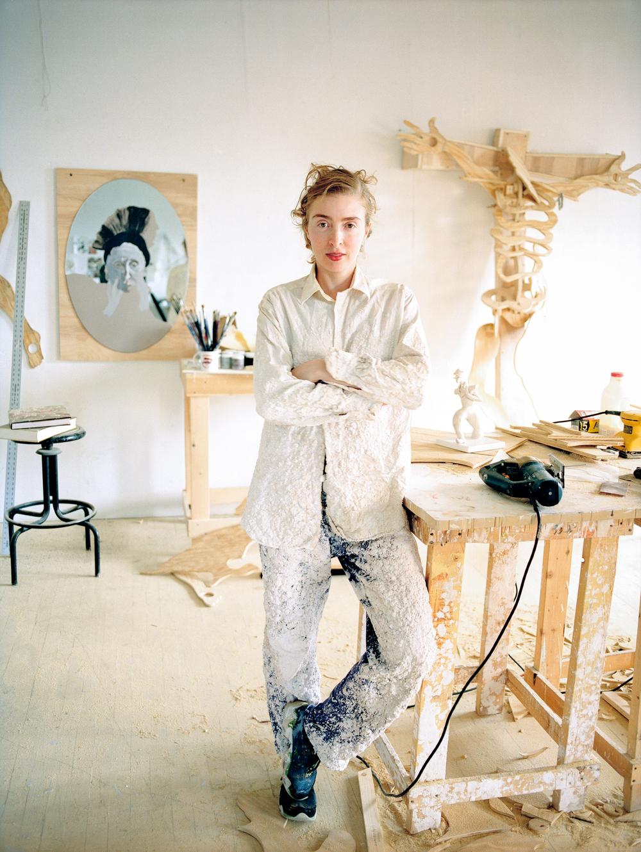 Rachel Feinstein, artist