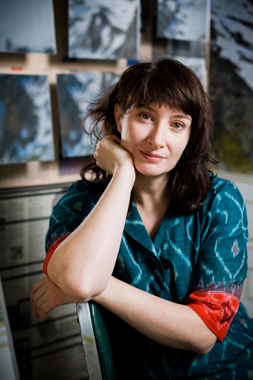 Ellen Harvey, artist