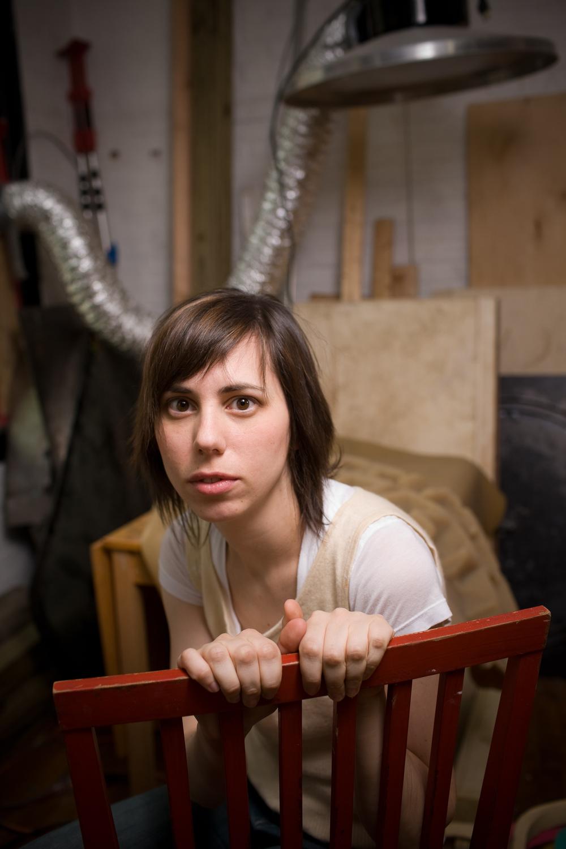 Martha Friedman, artist