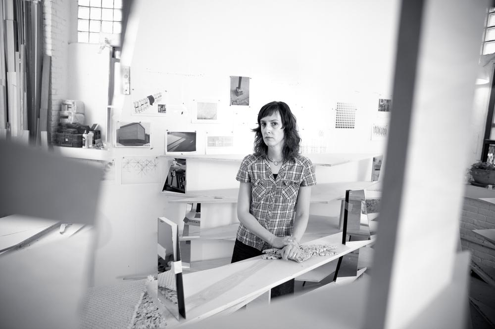 Heather Rowe, artist