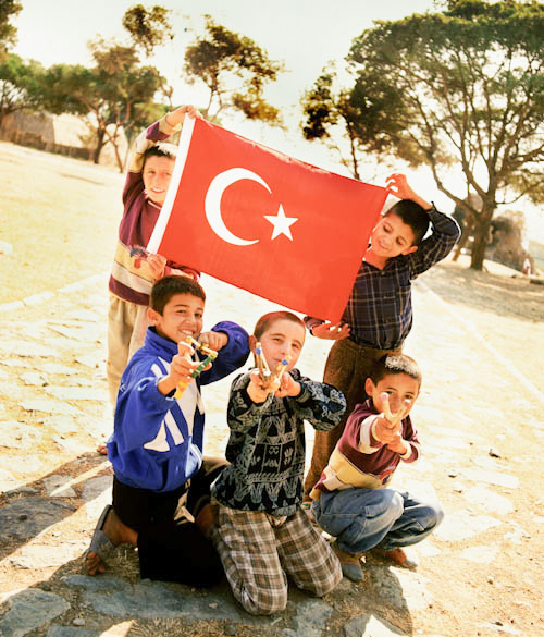 Children in Turkey