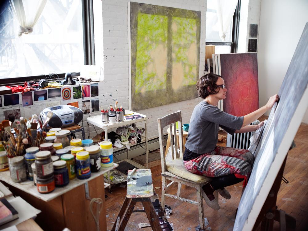 Jessica Dickinson, artist