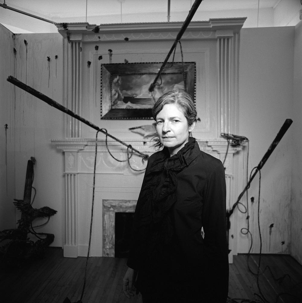 Valerie Hegary, artist