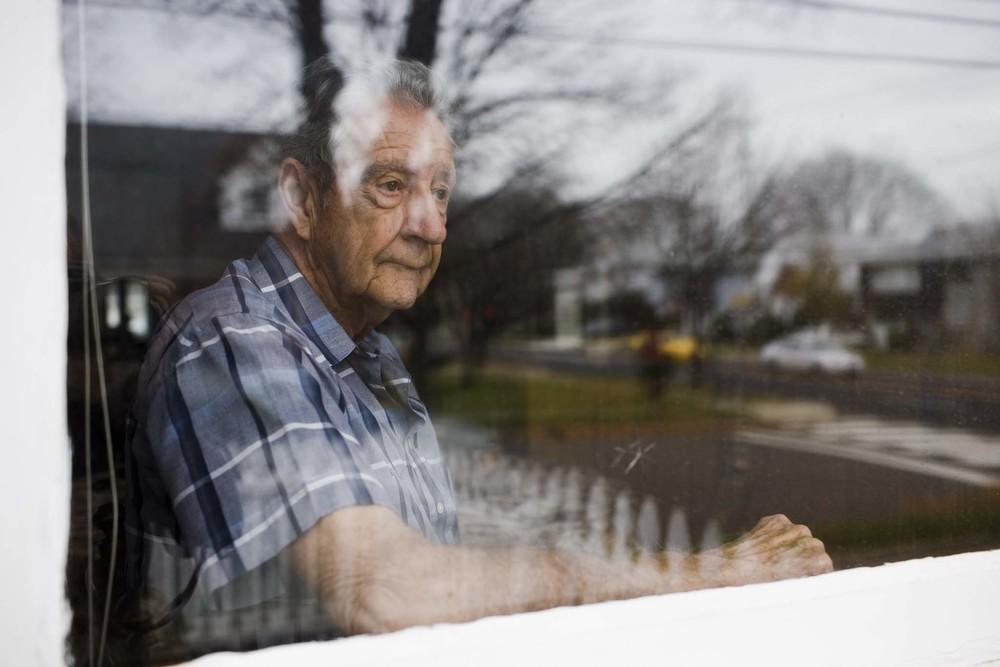 Jack Garrett, retiree