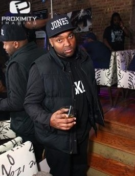 Jones at Swagger Lounge Twista B day.jpg