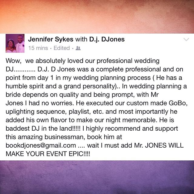 DJ D JONES CHICAGOS BEST REVIEWED UPSCALE PRIVATE WEDDING DJ LUXURY 7.jpg