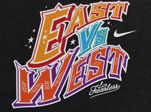 I LOVE DUST did a collection of tees for Nike 2011 All-Star game, for the players to wear. I love their work, DREAM JOB!!!!