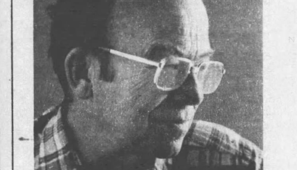 Wolfgang Panofsky as he appeared in the March 15, 1981 issue of Parade magazine
