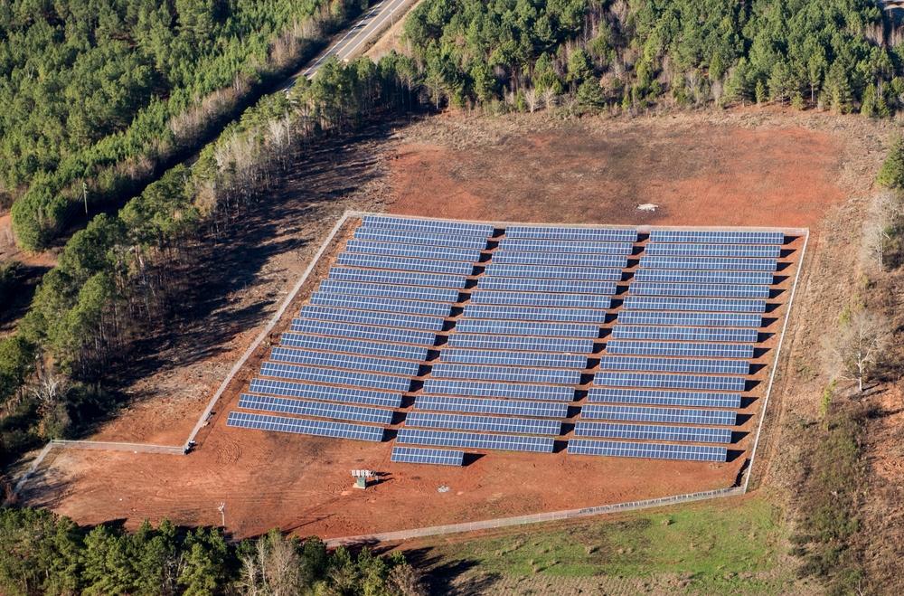 1 MW Solar PV - Operational
