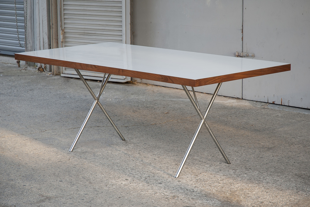 George Nelson X Base Table