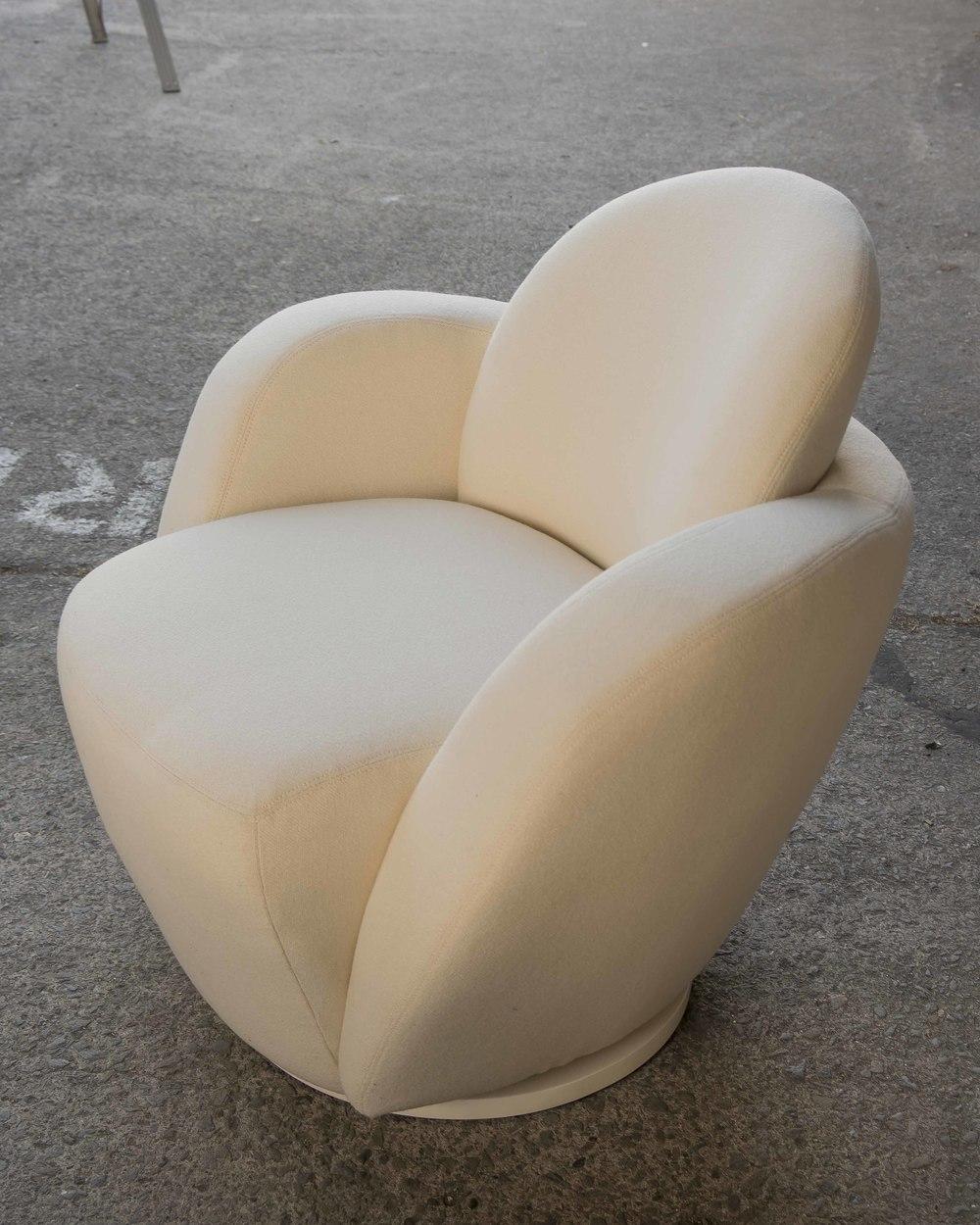 Vladimir Kagan Sectional Sofa U0026 Chair Suite For Directional